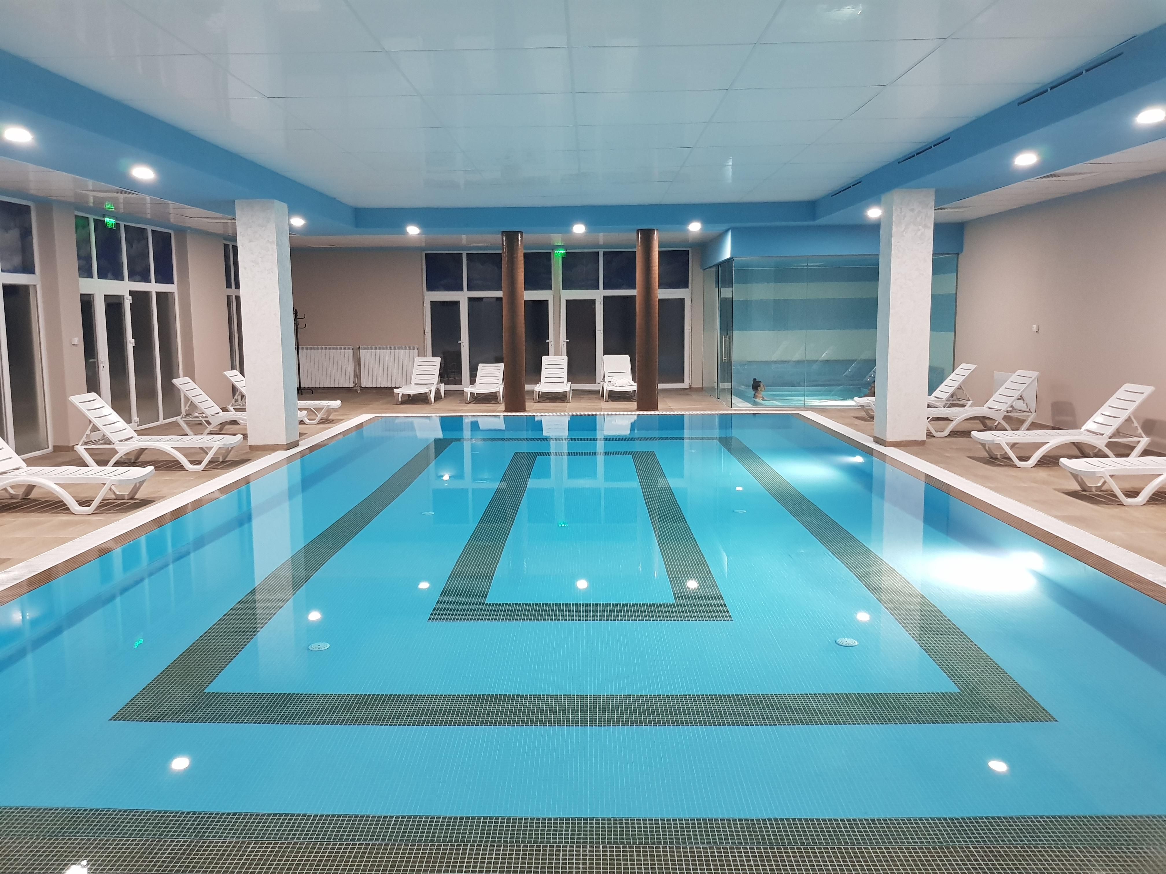 Aqua Termi Tourist Complex Hot Thermal Water Pools